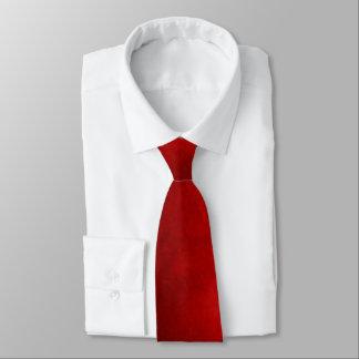 Gravata Design contínuo vermelho gradual de MVB