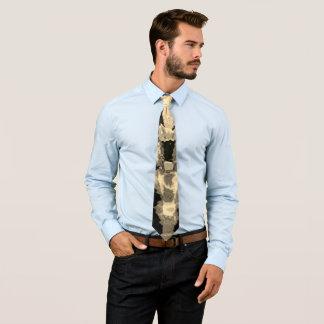 Gravata Design masculino fantástico urbano