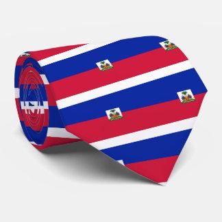 Gravata d'Haïti de Drapeau - bandeira de Haiti