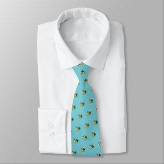 """Gravata Do """"Leprechauns"""" St Patrick vôo (azul do ovo do"""