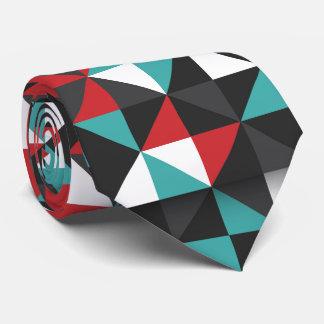 Gravata É laço geométrico dos homens do gênio