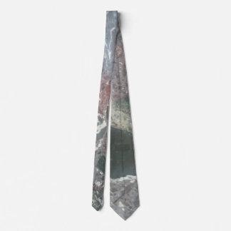 Gravata Efeito de mármore