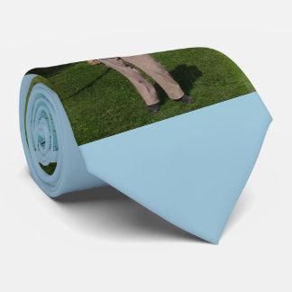 Gravata Faça estas calças fazem-me olhar gordo