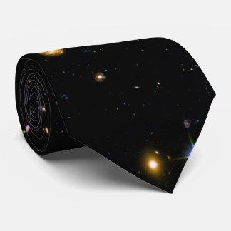 Gravata Galáxias profundas do campo de Hubble