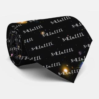 Gravata Galáxias profundas do campo de Hubble da equação