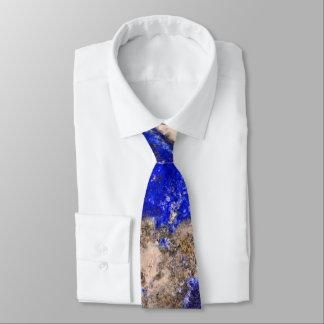 Gravata Granito-mármore azul abstrato