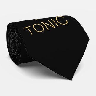 Gravata Gym e tónico