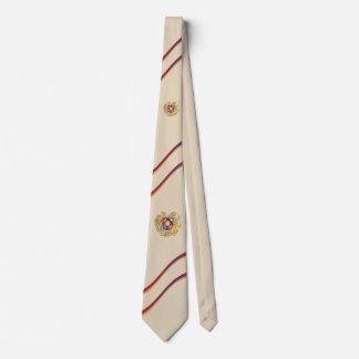 Gravata Laço arménio 2 da bandeira e da brasão