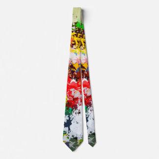 Gravata Laço colorido