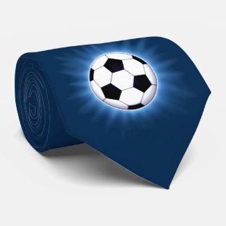 Gravata Laço da bola de futebol