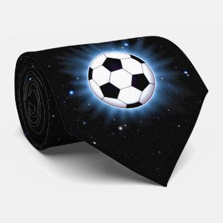 Gravata Laço da bola de futebol de Spacey