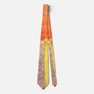 Gravata Laço das cores da arte