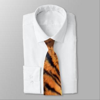 Gravata Laço das listras do tigre