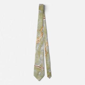 Gravata Laço de pedra natural do teste padrão
