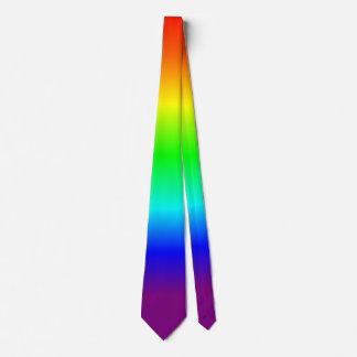 Gravata Laço do arco-íris