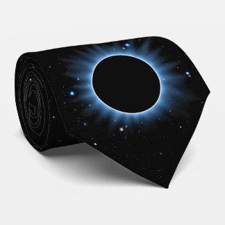 Gravata Laço do eclipse solar