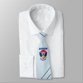 Gravata Laço do logotipo 2 das forças armadas do arménio