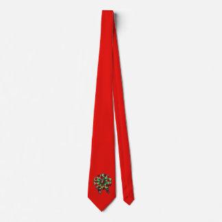 Gravata Laço do Natal - arco do presente