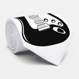Gravata Laço do pescoço da guitarra