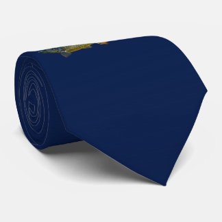 Gravata Laço do Piranha (marinho)