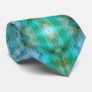 Gravata Laço geométrico inspirado asteca do design do