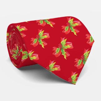 Gravata Laço modelado Natal santamente e da fita da arte