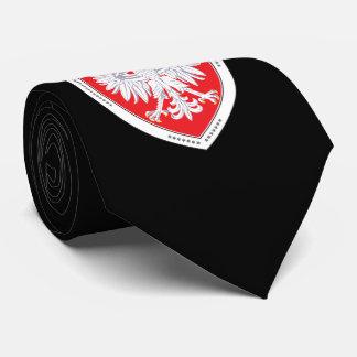 Gravata Laço polonês heráldico de Eagle