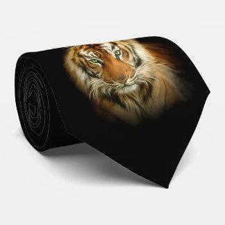 Gravata Laço selvagem do tigre