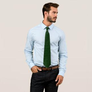 Gravata Laço verde da grade do azulejo