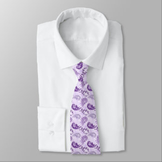 Gravata Lavanda, pena, roxo, penas, elegantes