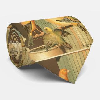 Gravata Londres Canaries extravagantes