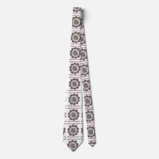 Gravata Mandala de Madhubani