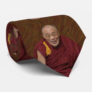 Gravata Meditação budista Yog do budismo de Dalai Lama