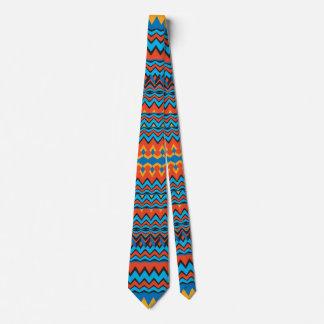 Gravata Mistura #109 - Design tribal