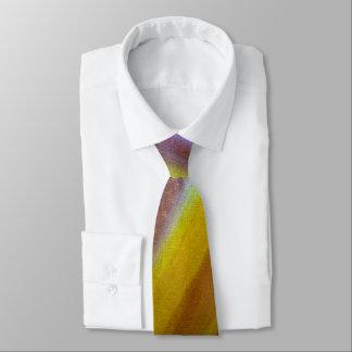 gravata multicolor