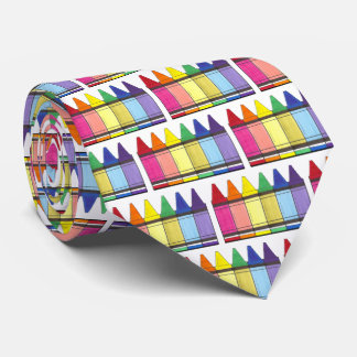 Gravata O arco-íris desenha o orgulho da coloração do