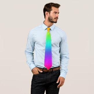 Gravata O arco-íris desvanece-se