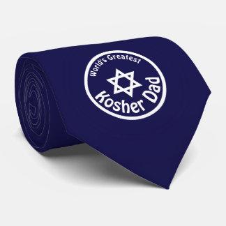Gravata O grande pai Kosher do mundo