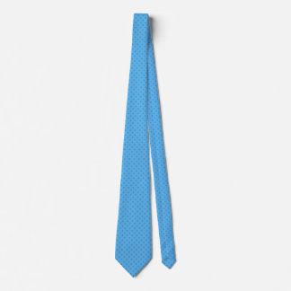 Gravata O laço dos homens azuis tradicionais do teste
