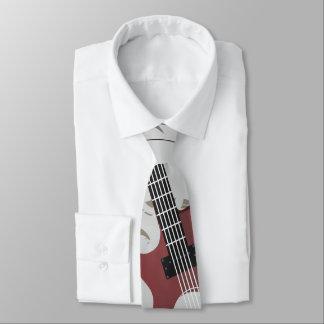 Gravata O laço dos homens da guitarra