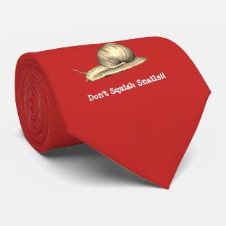 Gravata O vermelho não squish o design dos caracóis