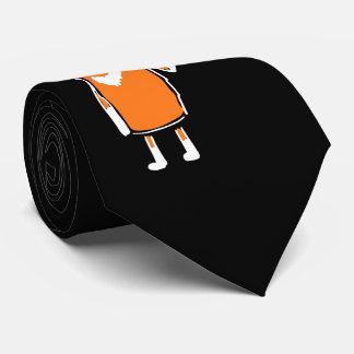 Gravata Oh Fox ele engraçado legal cómico sarcástico
