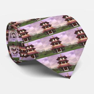 Gravata Pagode - 3D rendem