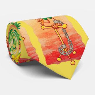 Gravata Papagaio verde furioso que diz palavras más