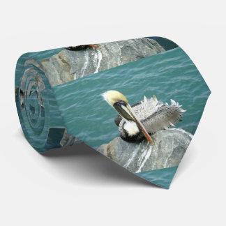 Gravata Pelicano de assento
