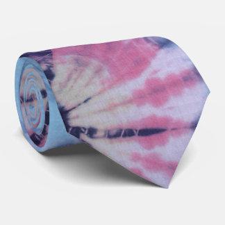 Gravata Persuasão azul de cristal