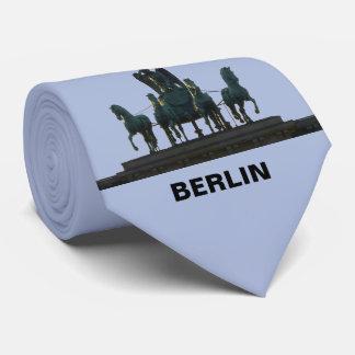Gravata Quadriga de BERLIM na porta de Brandemburgo 2.3.T