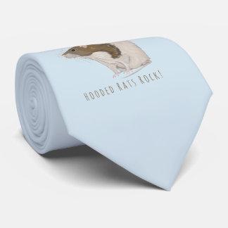 Gravata Rato encapuçado da cutia encapuçado da rocha dos
