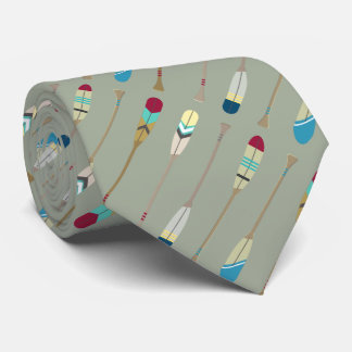 Gravata Remos do vintage