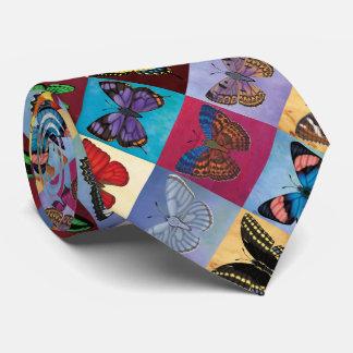 Gravata Retalhos da borboleta